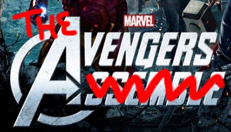 The Avengers NOT Avengers Assemble