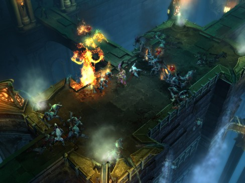Diablo 3 - graphics