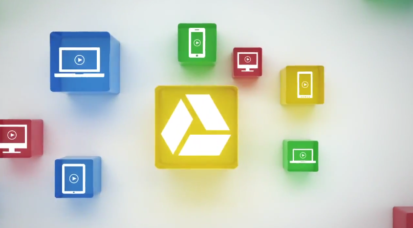 Introducing Google Drive