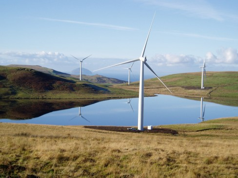 Ireland generates enough electricity from wind to power 1.3 million homes