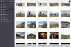 Images grouped in Jolicloud Me