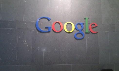 Google Ireland's Gasworks logo