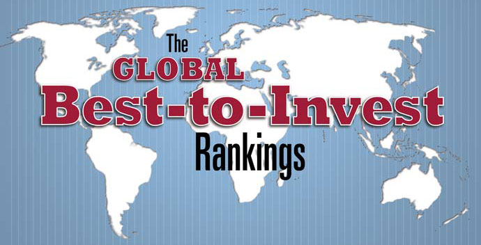 Global Best-to-Invest rankings by Site Selection