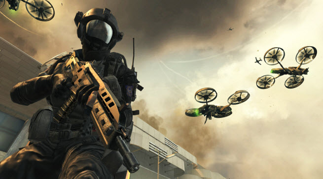Call of Duty: Black Ops 2 - Drones