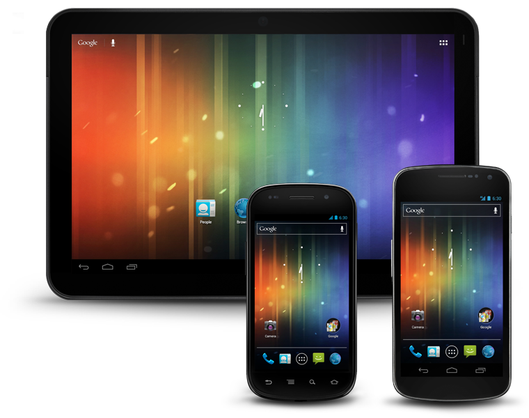 Google Android smartdevices