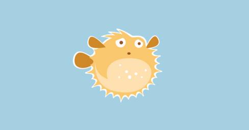 bit.ly fish logo