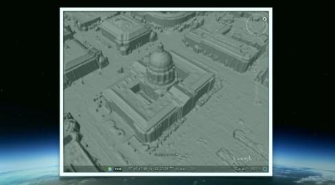 Google Maps 3D framework