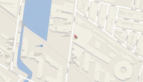 Google Ireland HQ on Dublin's Barrow Street