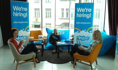 Skype is hiring