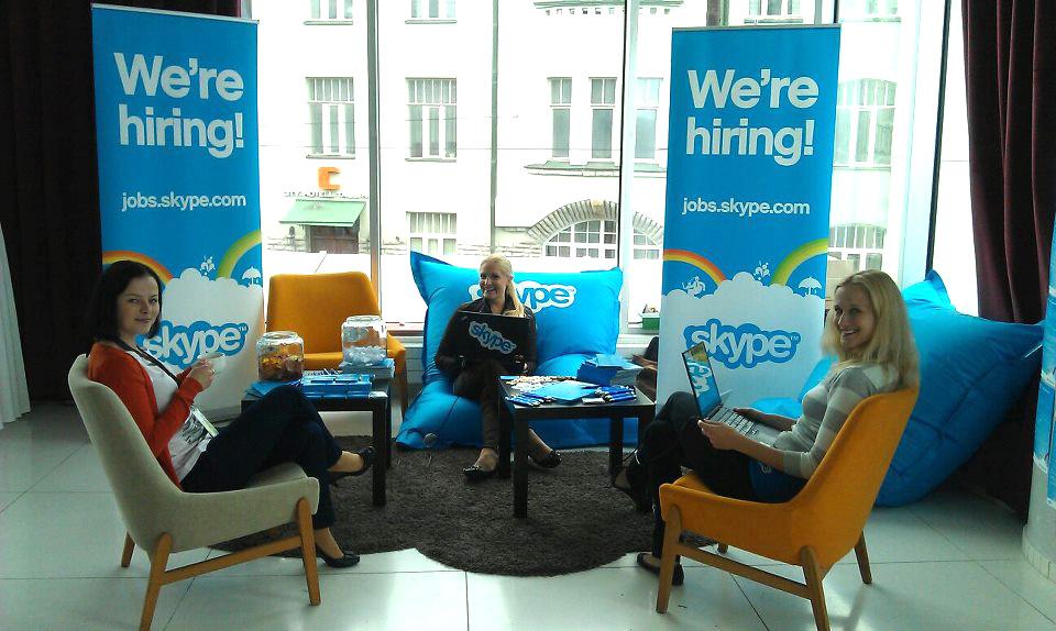 Skype is hiring
