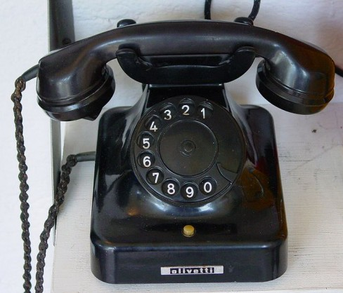 Old Telephone