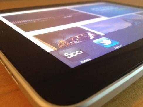 500px on iPad