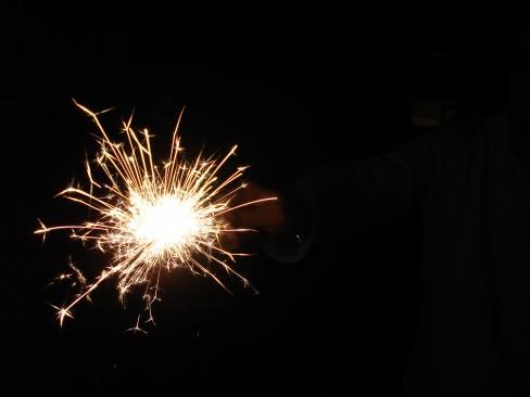 High-speed spark
