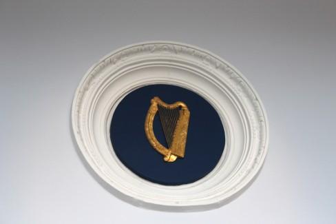 The Irish Presidential Seal