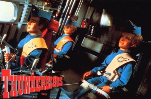 Eh, different Thunderbirds