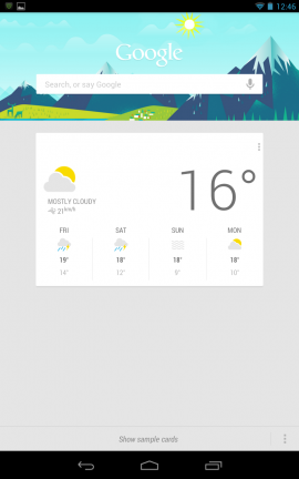 Google Now - limitations outside of US