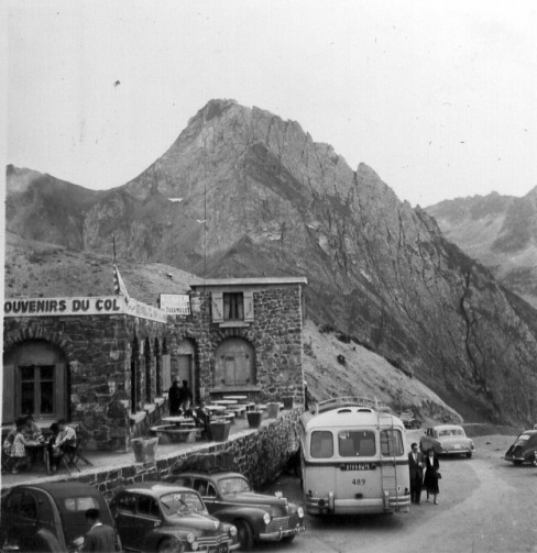 French Pyrenees, 1956