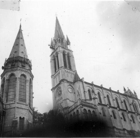 Rosary Basilica 1956