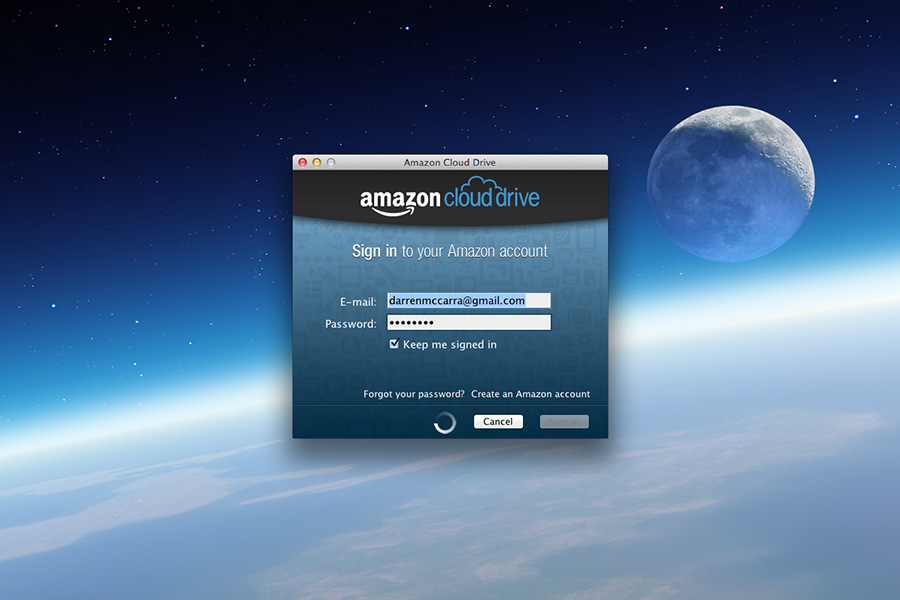 Amazon Cloud Drive now available in Ireland and the UK