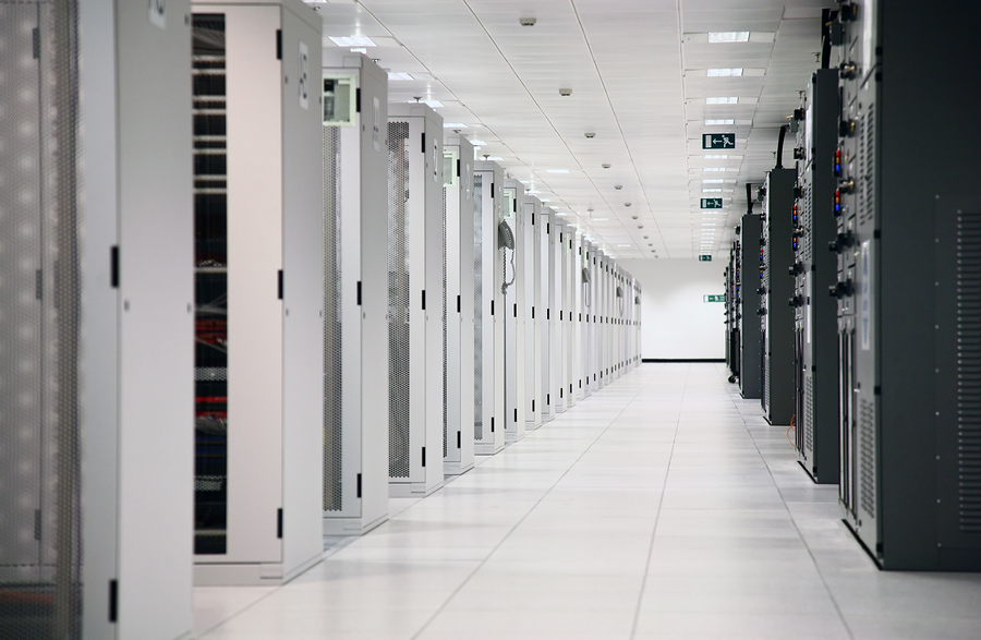 Data centres - where the internet happens