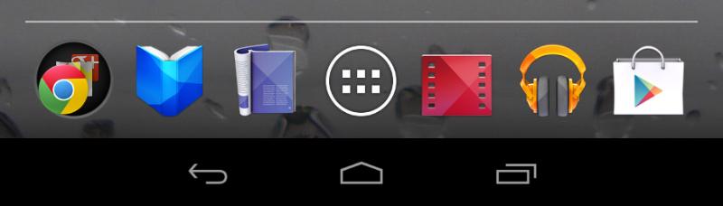 Google Nexus apps