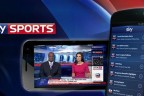 Sky Sports TV app on Android