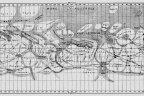 Giovanni Schiaparelli map of mars canals