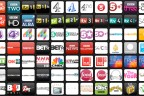 Some of the channels available free on Freesat