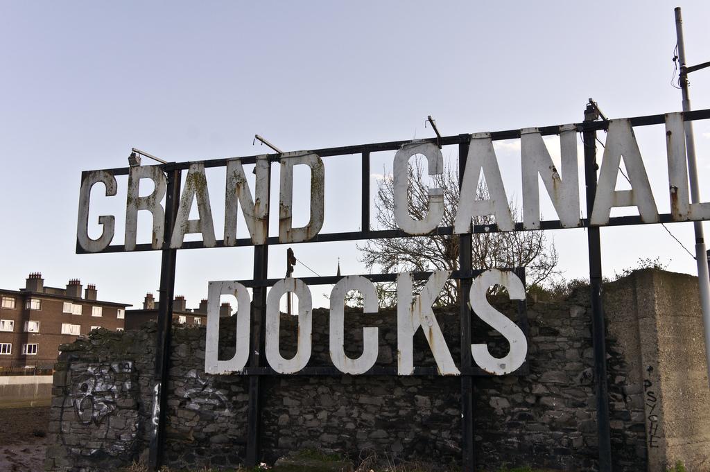 Grand Canal Docks, Dublin