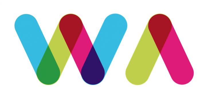 Irish Web Awards logo