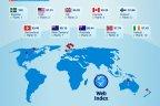 World Wide Web Foundation Web Index infographic