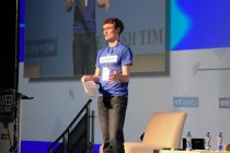 Not that he needs an introduction but Paddy Cosgrave is founder and organiser, along with his team, of the Dublin Web Summit.