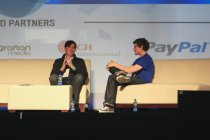 Founder of the Dublin Web Summit Paddy Cosgrave talks to Tim Armstrong, CEO and Chairman of AOL.