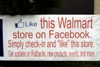 Like Walmart on Facebook
