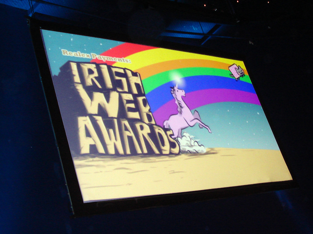 Damien Mulley's Irish Web Awards