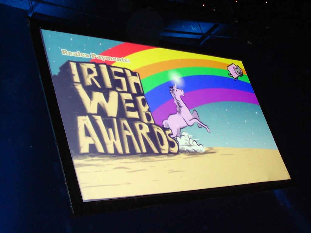 Damien Mulley's Irish Web Awards