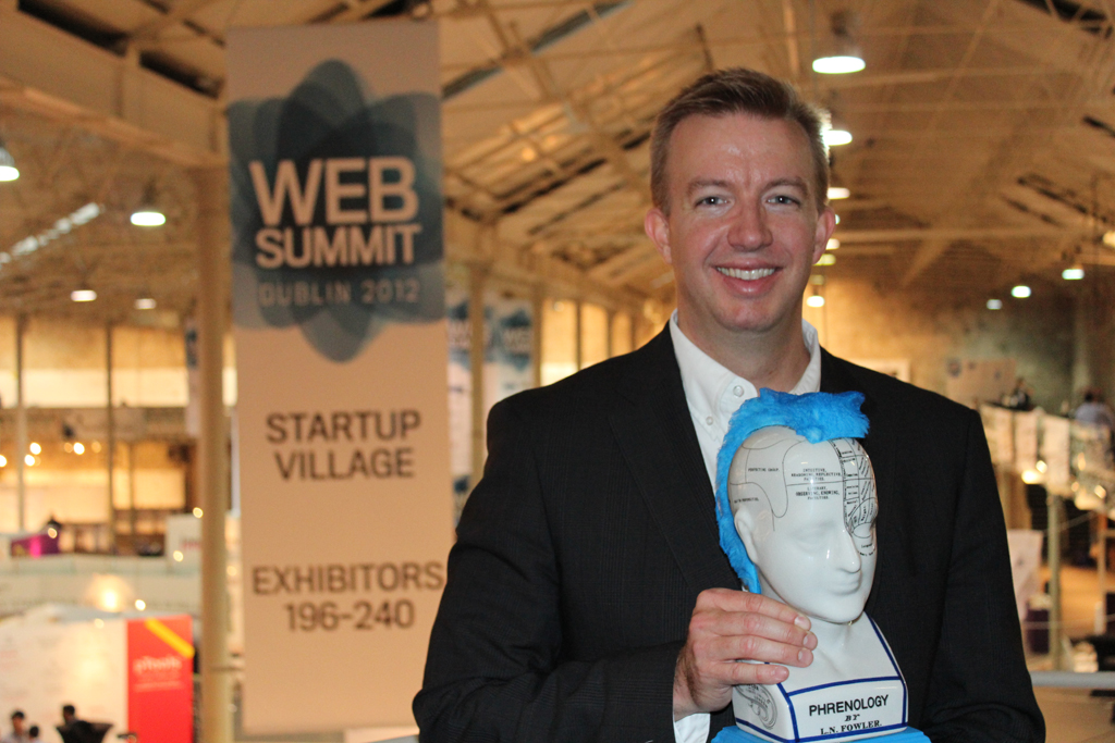 SmartThings' founder Alex Hawkinson