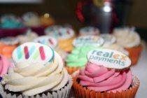 Realex Payment's Irish Web Awards cupcakes