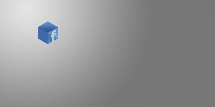 Facebook cube