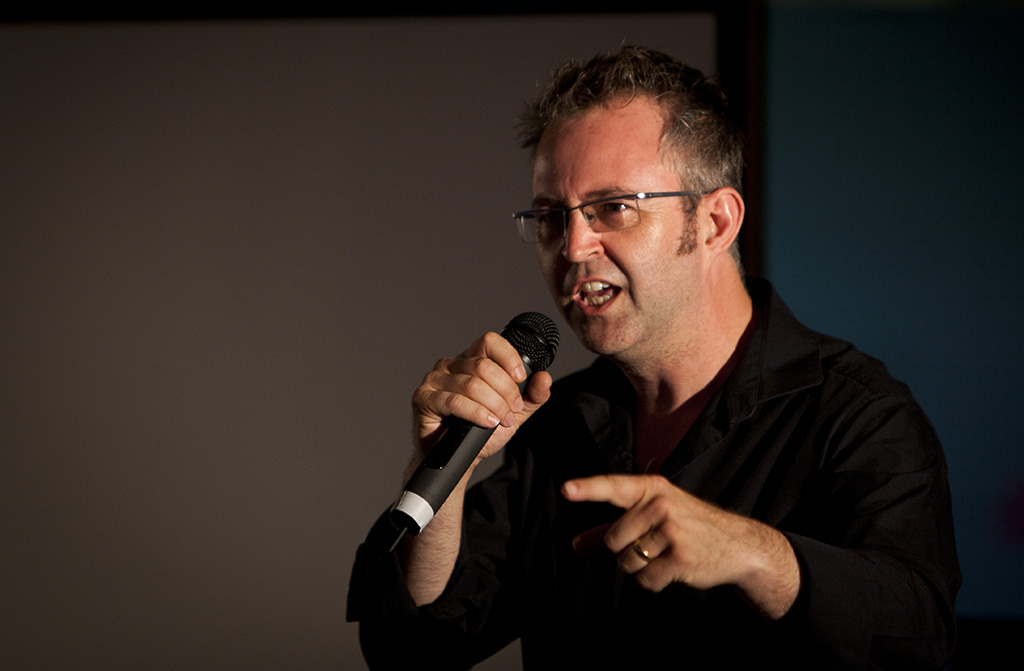 Mike Butcher, founder of The Europas
