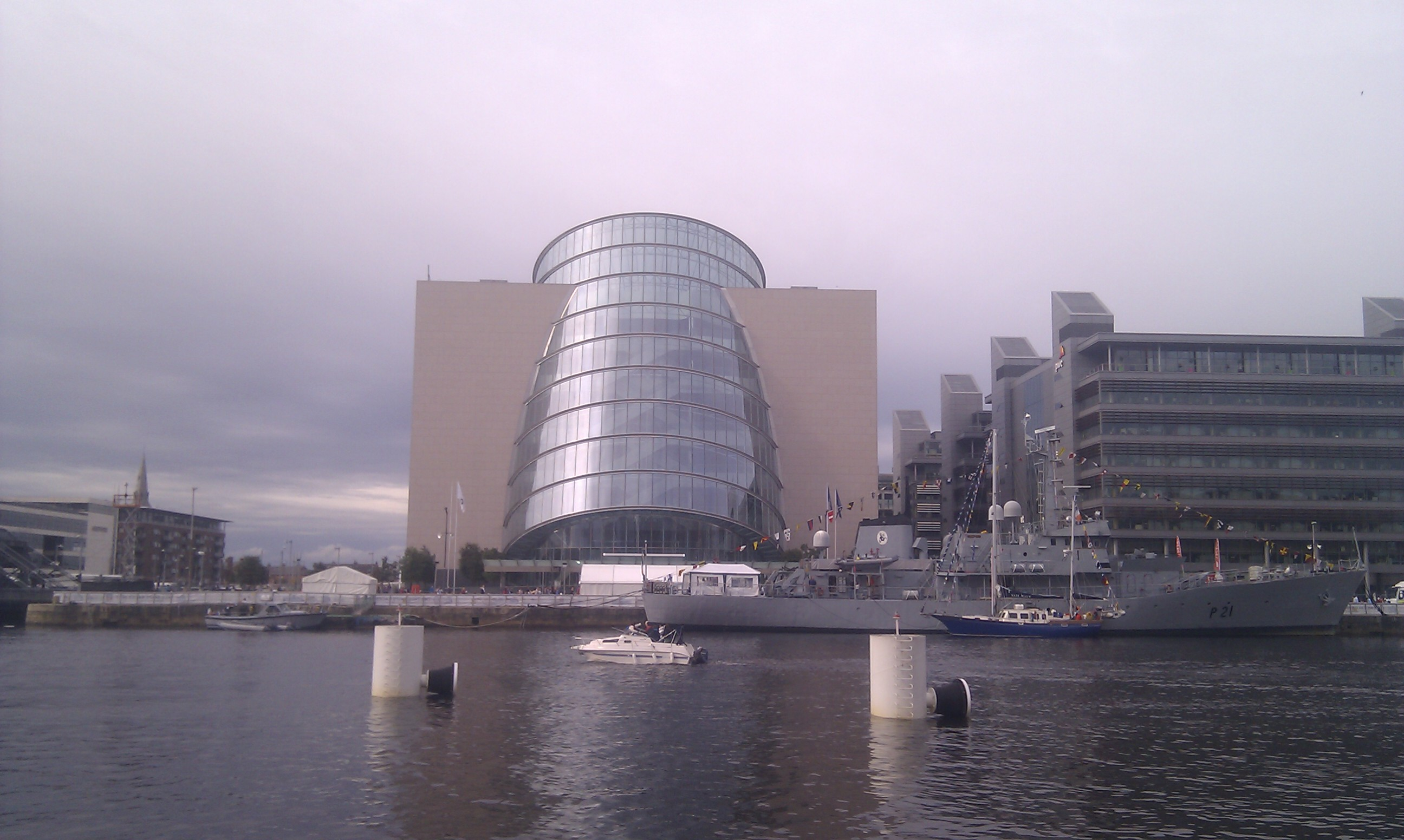 Dublin Convention Centre