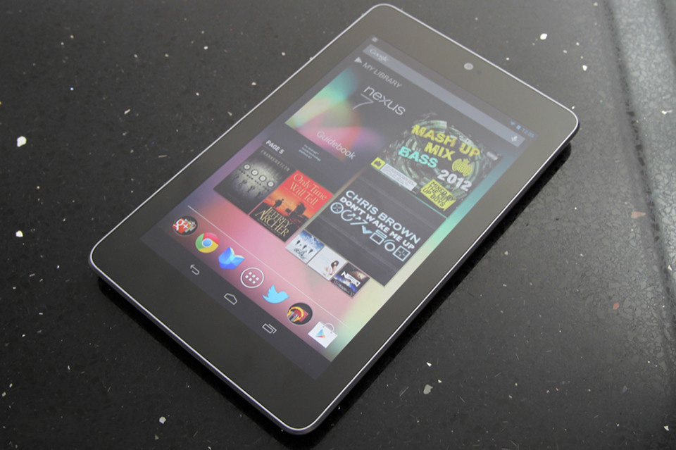 Google's Nexus 7 tablet has done away with a rear-facing camera entirely, opting instead for only a front-facing camera for video chat