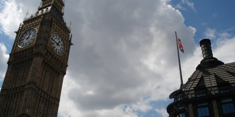 Big Ben, Saint Stephen's Towier in London