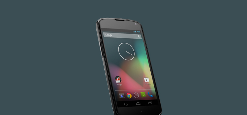 Google Nexus 4 delay