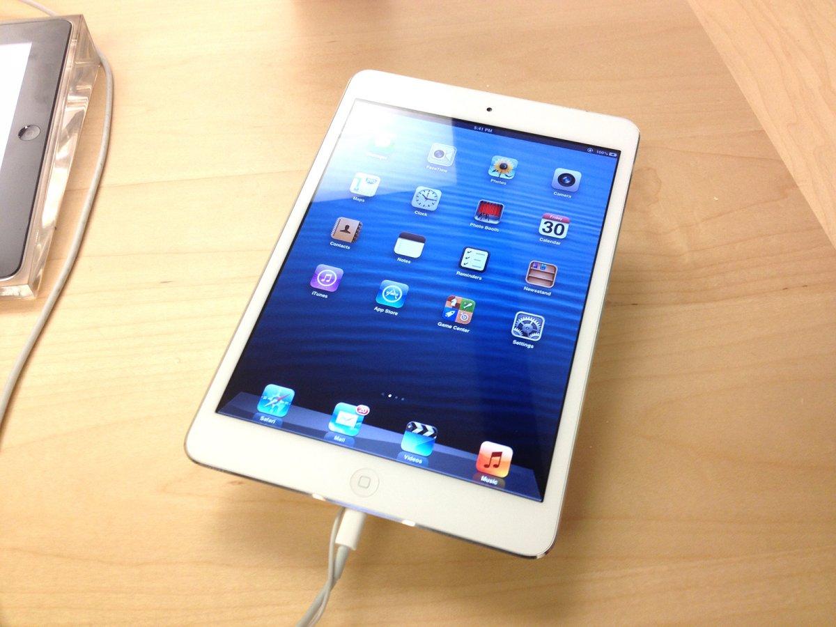 Apple's 7.9-inch iPad Mini