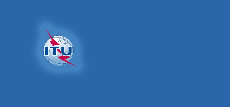 The International Telecommunication Union logo