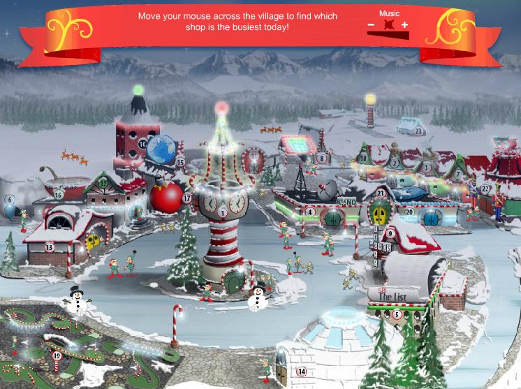 NORAD Santa's Village