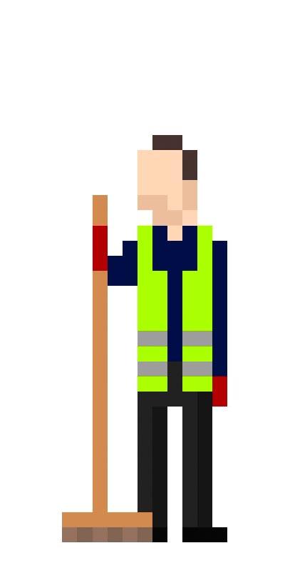 Dublin City Council Cleaner