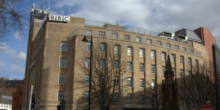 BBC Belfast offices