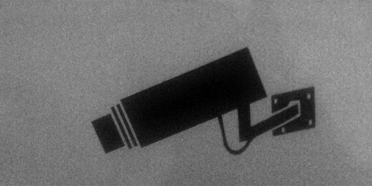 CCTV Black and white